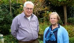 Paul Meuwese en Baldine van den Bosch.