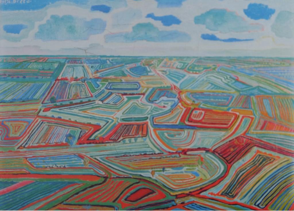 'Panorama'  (Dirk Breed).  © De Vierklank