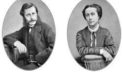 De voorouders van het echtpaar zijn de oud eigenaren van Jagtlust.
