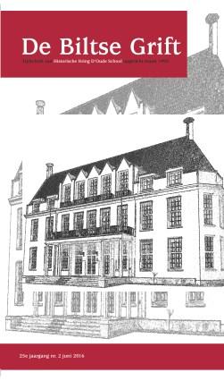 Op het omslag prijkt een schets van Jagtlust.