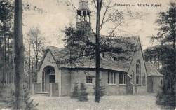 De Biltsche Kapel in 1920 (foto Rob Herber D'Oude School)