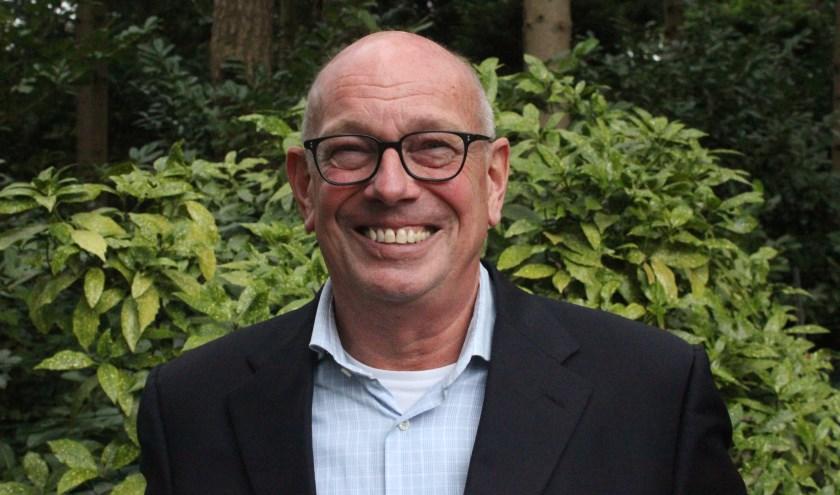 Fred van Lemmen is lijsttrekker bij de VVD.