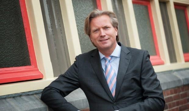 Migchel Dirksen steunt vanuit Rabobank Rijn en Heuvelrug de Biltse Ondernemersverkiezing.
