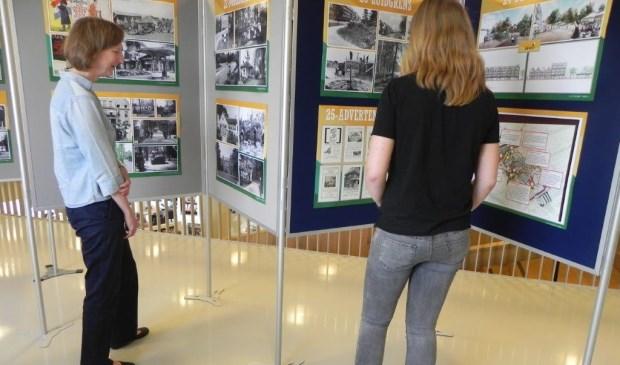 De tentoonstelling in het Lichtruim wordt regelmatig bezocht.