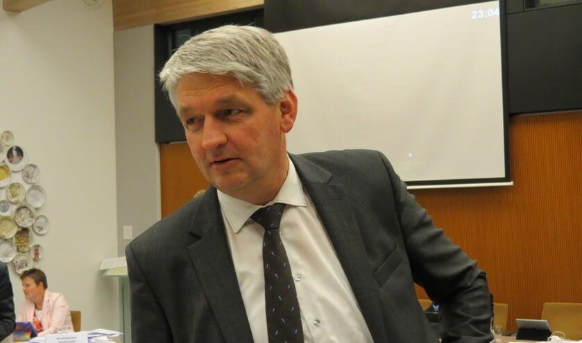 Johan Slootweg doet een oproep aan de raad om minder bezig te zijn met de waan van de dag en meer te gaan kijken naar de lange termijn.