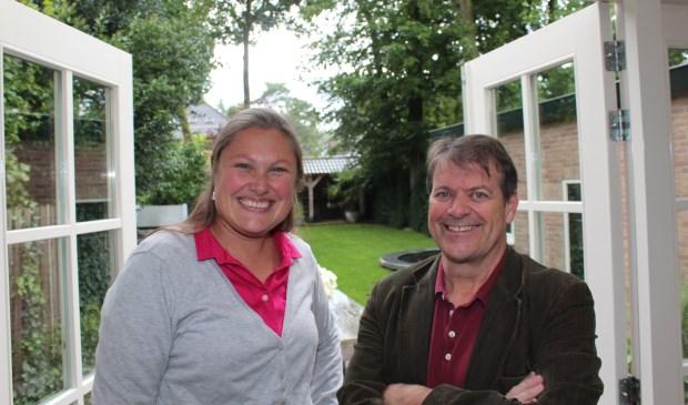Jette Muijsson en Pim van de Veerdonk.
