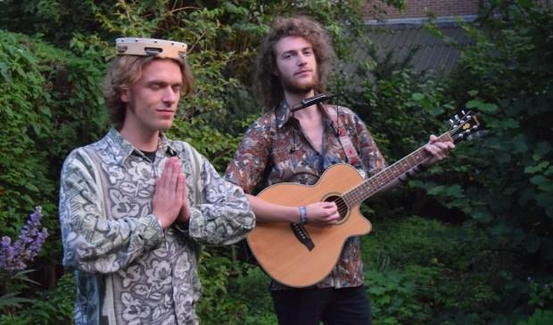 Pim en Thomas hopen op een massaal publiek tijdens hun optreden