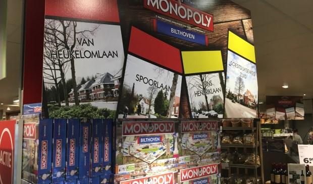 Plus heeft een unieke versie Monopoly in de schappen.
