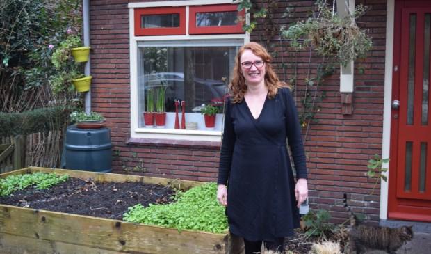 Marijn Peperkamp hoopt op meer vergroende tuinen.