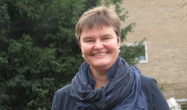 Anne Brommersma lijsttrekker van GroenLinks.