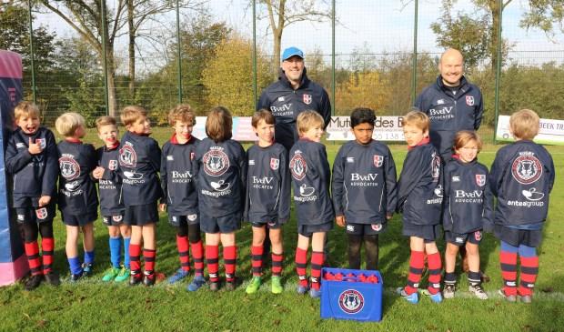 Met drie overwinningen was het succes zaterdag compleet voor de Stichtsche Rugby Football Club.