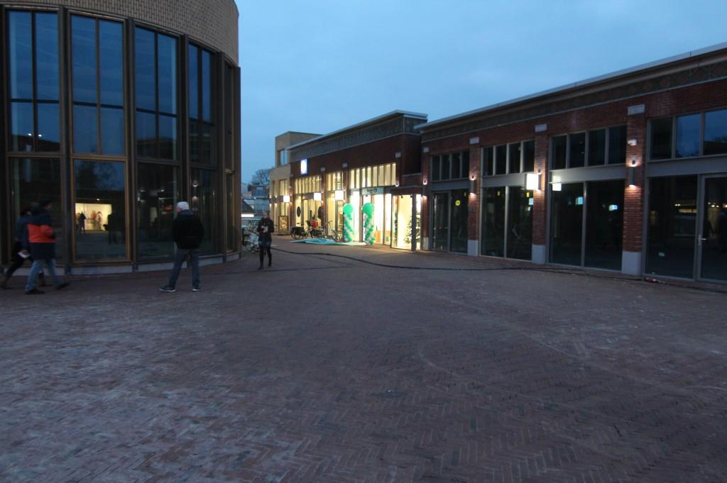 Renovatie van de Kwinkelier is inmiddels vlak voor de feestdagen in de afrondende fase beland.  © De Vierklank