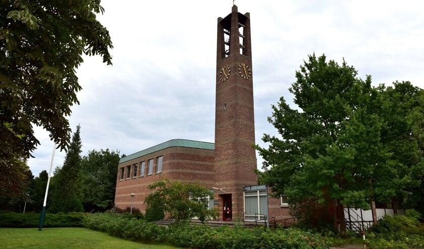 Een bekend gebouw met een nieuwe naam: Opstandingskerk wordt Oosterlichtkerk.