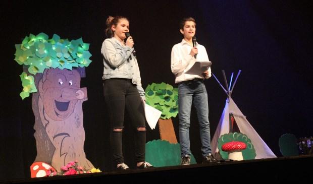 Vorig jaar zette Musikids ook een verrassende voorstelling op het toneel.