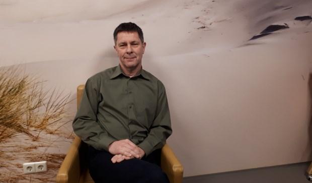 Diederik van der Molen: 'Ik zie er naar uit om na 7 maart te beginnen. Ik heb er enorme zin in'.