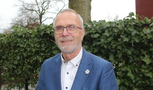 Theo Aalbers lijsttrekker van de ChristenUnie.