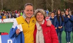 Sportwethouder Madeleine Bakker reikte in 2015 de trofee voor de topscorer van het hockeytoernooi om de Europacup uit aan Maartje Paumen. Het toernooi werd gehouden in Bilthoven en gewonnen door de dames van SCHC.