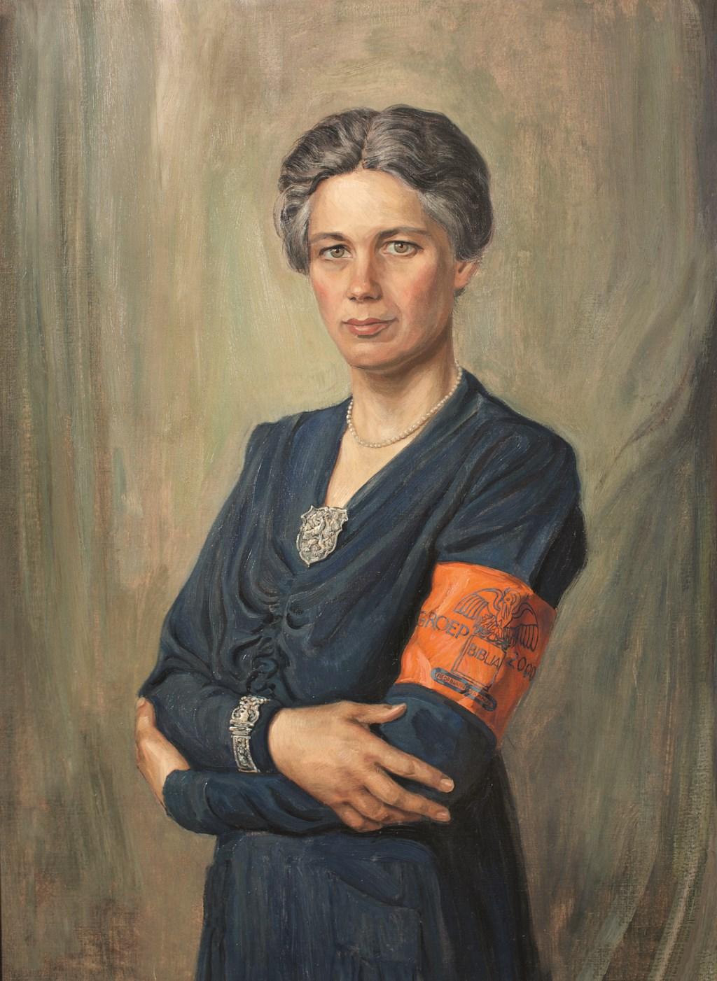Jacoba van Tongeren was een sterke vrouw uit de Tweede Wereldoorlog die, met een onvoorstelbare moed en uithoudingsvermogen, een vitale rol speelde in het Amsterdamse verzet.
