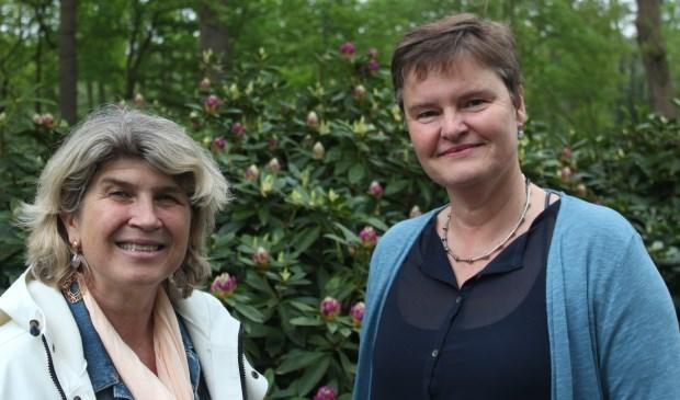 V.l.n.r. Madeleine Bakker-Smit en Anne Brommersma: 'In de verschillende raadsbijeenkomsten hebben we weinig enthousiasme voor deze combinatie ervaren'.