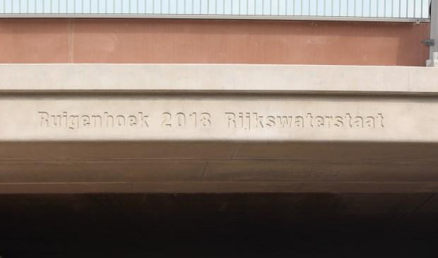 Het Groenekanse viaduct heet nu Ruigenhoek.