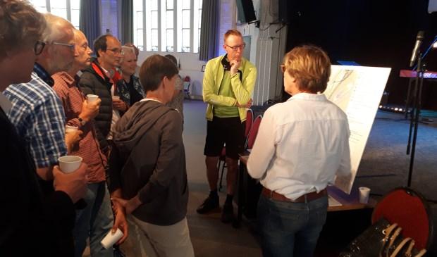 Maandag 25 juni was er nog een bijeenkomst in Hilversum.