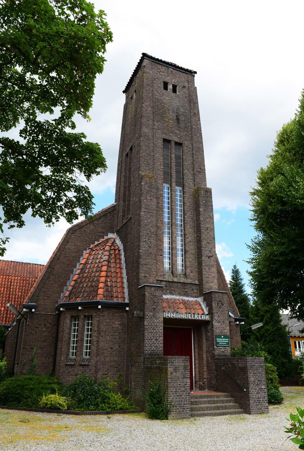 Vrijdag 15 juni wordt een afscheidsconcert gehouden in de Immanuëlkerk.  Foto: Rob Jastrzebski © De Vierklank