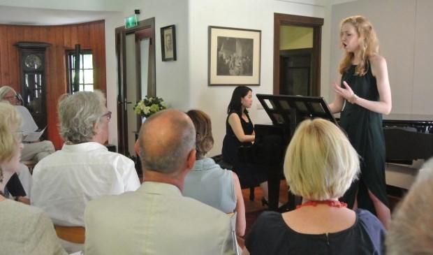Huize Gaudeamus biedt graag een podium aan jonge musici.