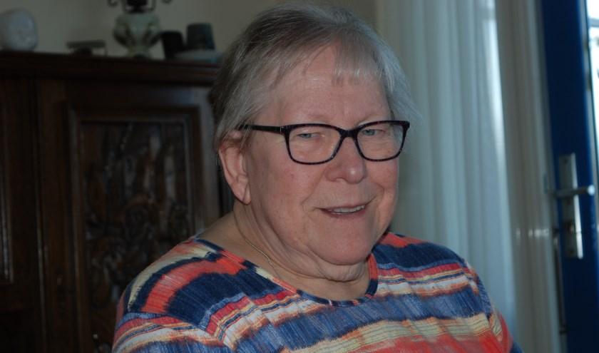 Gerda van Schaik: 'Ik wilde graag een vaste hulp en die heb ik nu, mede dankzij de inzet van de medewerker van het sociaal team van Mens De Bilt.'