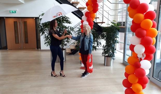 Janny Smits wint prijs op Jubileumdag