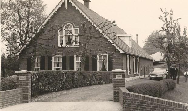 De langhuisboerderij Alberta Hoeve werd gebouwd in 1905 door Teunis Lam