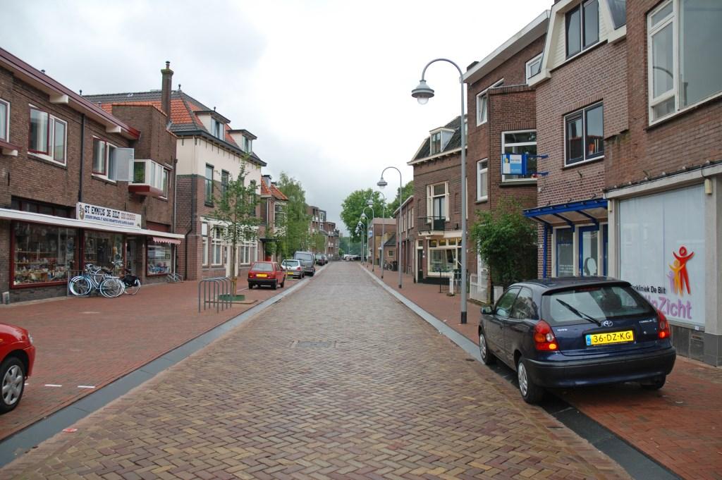 In 2012 was het gebouw aan de Burgemeester de Withstraat niet meer 'in gebruik'. Het gebouw was aan de buitenkant onveranderd.  © De Vierklank