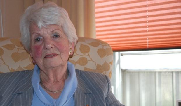 Jennie van Wingerden laat zich graag adviseren door Steunpunt Mantelzorg.