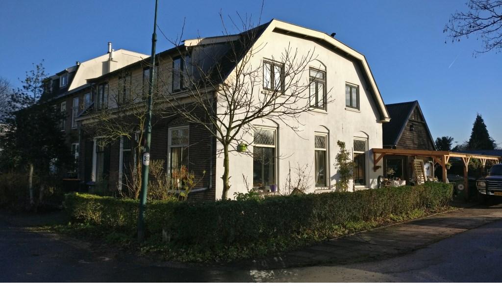 Hannes Cardol verhuisde naar Kloosterlaan 6. (foto Hans Meerding)  © De Vierklank