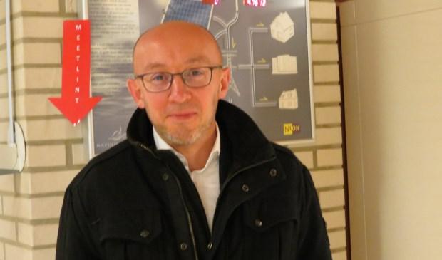 Erik van Esterik (PvdA) diende twee amendementen in.  © De Vierklank
