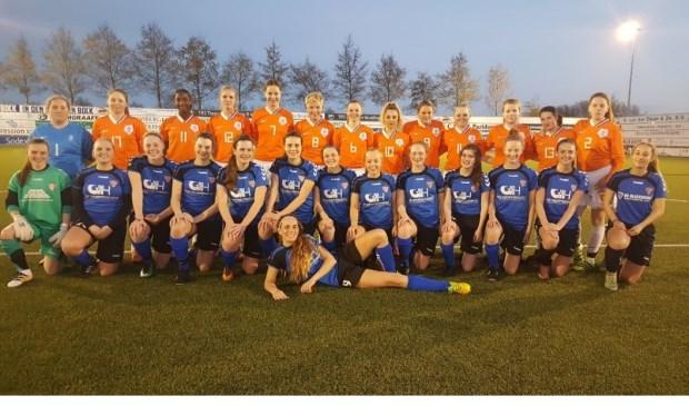 De Oranje LD Power Girls spelen en trainen op 13 februari bij SVM (Dierenriem) in Maartensdijk op weg naar vermoedelijk het allereerste EK voor meisjes in 2020 om 19.00 uur een oefenwedstrijd. Omdat SVM geen meisjes- of vrouwenteam heeft, spelen de Oranje Powergirls tegen OSM'75 uit Maarssen.