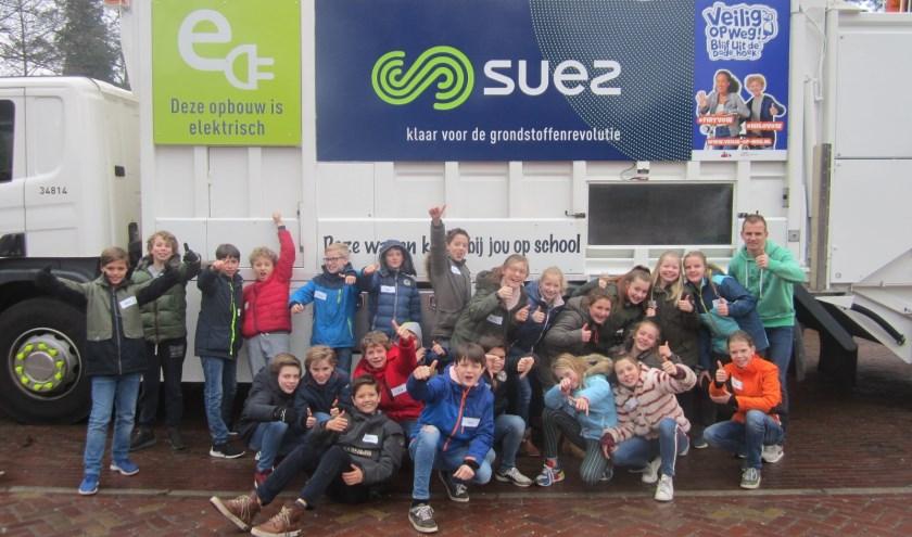 'Veilig op Weg' is het grootste dode hoek lesproject in Nederland en uniek in Europa.