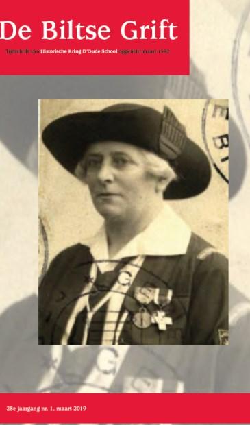 Mevrouw Elisabeth Piepers, 1928