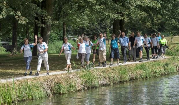 De Nationale Diabetes Challenge is een wandelevenement, dat de kwaliteit van leven van mensen met diabetes verbetert