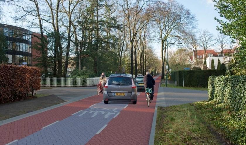 Een impressie hoe het gaat worden. (beeld www.debilt.nl