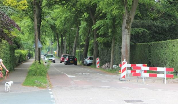Zaterdagmiddag was de Jan Steenlaan weer even vrijgegeven in twee rijrichtingen. [foto Henk van de Bunt]  © De Vierklank