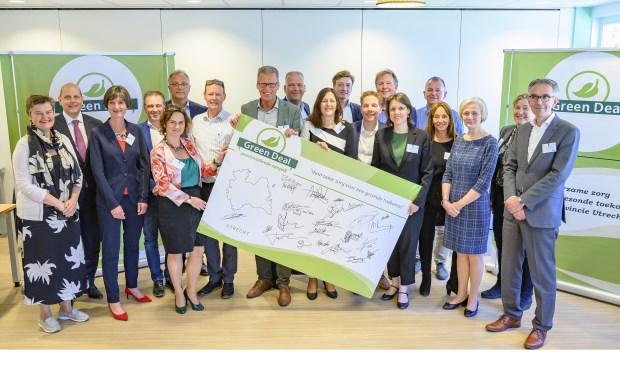 Accolade Zorg en gemeente De Bilt hebben hun samenwerkingsovereenkomst vastgelegd.