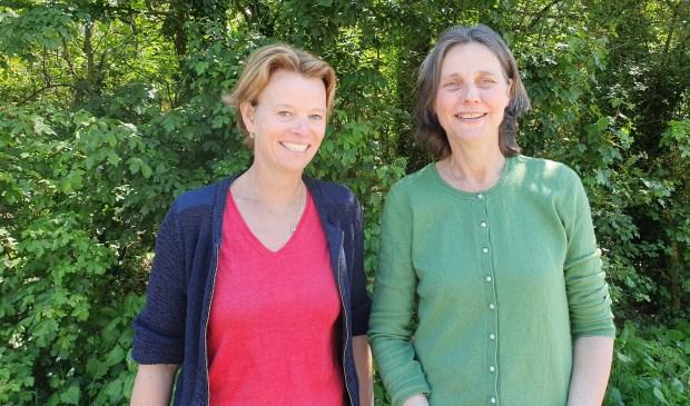 Petra Graatsma en Joanne Penning slaan weer een brug tussen het lokale bedrijfsleven en maatschappelijke organisaties.