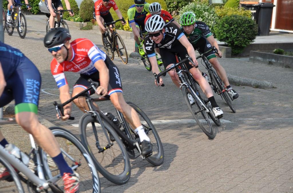 Nationaal kampioen André van Reek is de sterkste bij de Sportklasse.  © De Vierklank