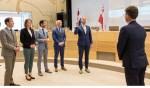 Nieuwe Gedeputeerde Staten van Utrecht geïnstalleerd