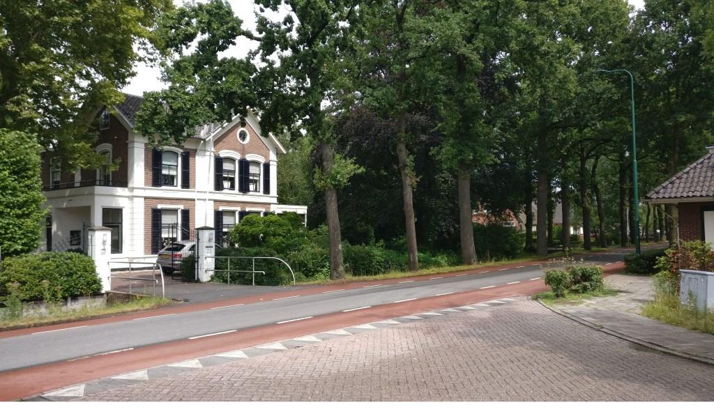 De woning aan de Dorpsweg 23 in Maartensdijk is qua uiterlijk weinig veranderd. [foto Henk van de Bunt].   © De Vierklank