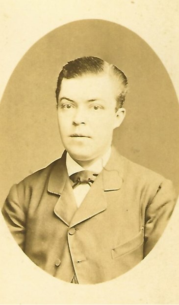 H.J. Kwint werd door zijn zoon in 1915 opgevolgd (foto Koos Kolenbrander).  © De Vierklank