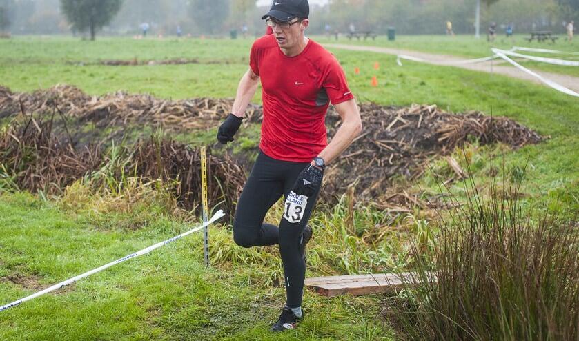 • Cornelis Verboom: 'Meer kracht door deelname aan veldlopen'. (foto: wijntjesfotografie.nl)