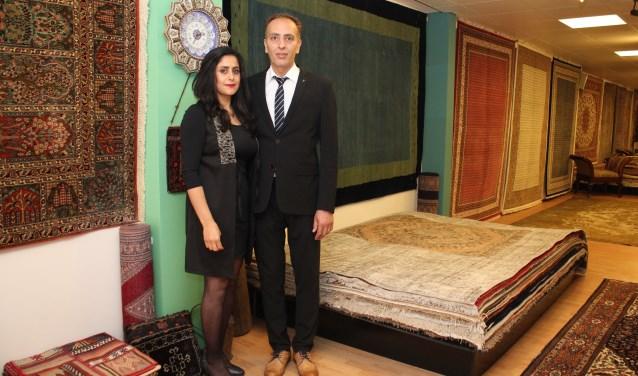 Perzisch Tapijt Taxeren : Oosterse tapijten verhuisd naar zaltbommel bommelerwaard