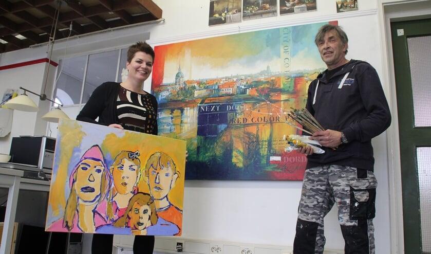 Kunstkanjers Gaat On Tour In Alblasserdam En Breidt Uit