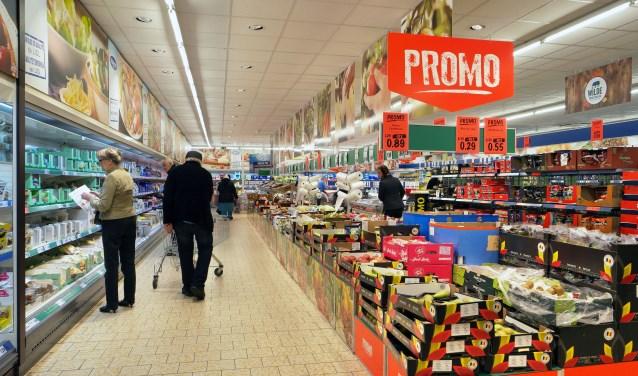 Tweede Supermarkt Op Terrein Albert Heijn Zaltbommel Bommelerwaard